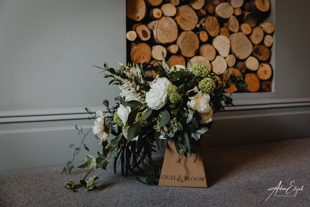 Gigil and Bloom florist at The Old Vicarage Boutique